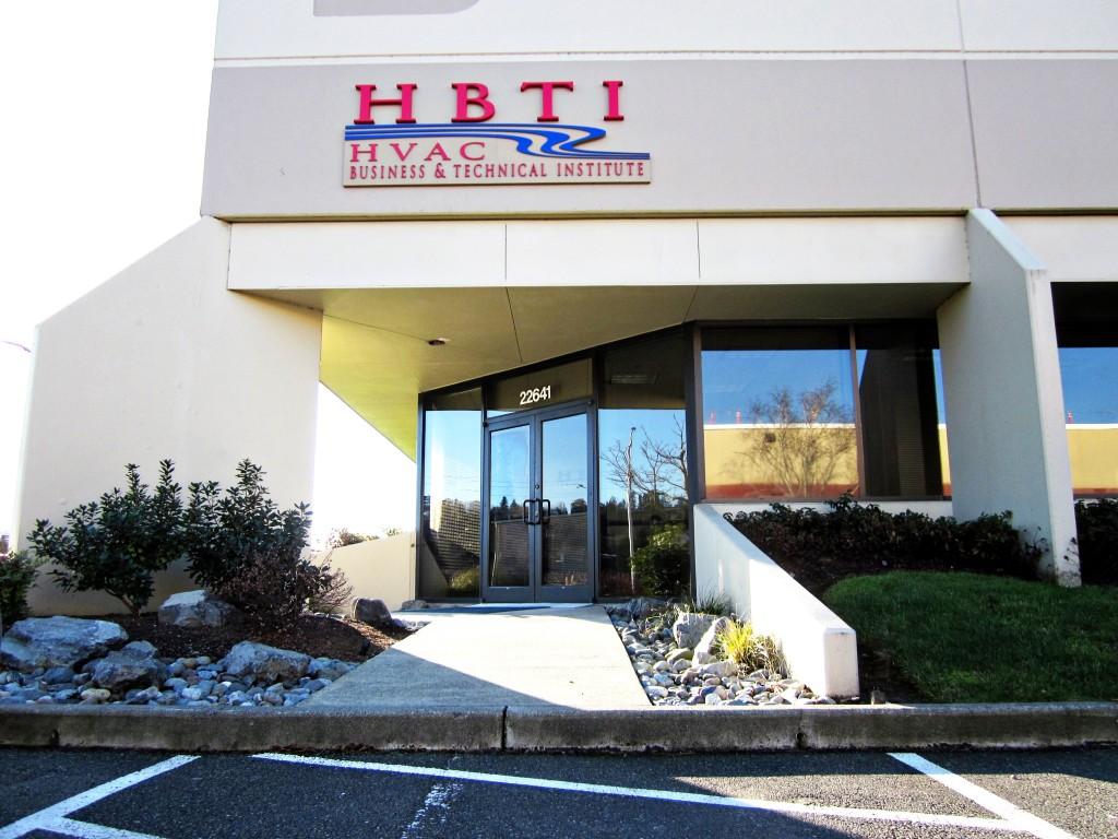 HBTI Building